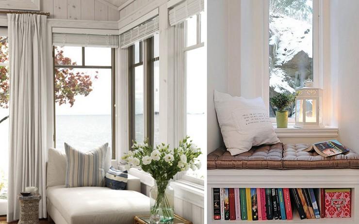 """""""Para muchos, el momento de lectura después de una jornada de trabajo es uno de los más especiales, el que permite desconectar de la rutina y descansar""""  Ideas para Crear tu Rincón de Lectura Perfecto  58"""