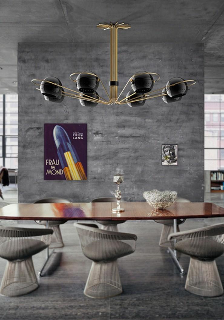 """""""Si estás pensando en cómo decorar un salón con estilo neoyorquino, queremos ayudarte con algunas ideas""""  Cómo Decorar un Salón con Estilo Neoyorquino 7"""