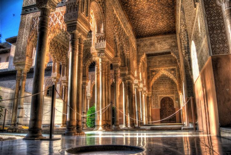 """""""La Alhambra, un ejemplo para el mundo del arte y la forma de vida del Islam en su época de máximo esplendor""""  La Alhambra de Granada, símbolo del esplendor de la antigua Al-Andalus 74"""