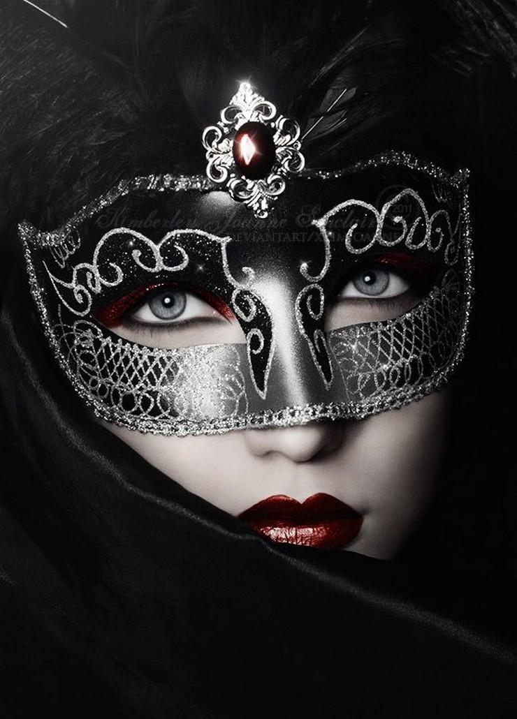 Ideas para Hacer y Decorar Máscaras de Carnaval Máscaras de Carnaval Ideas para Hacer y Decorar Máscaras de Carnaval 88