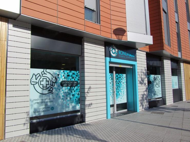 Proyectos de decoraci n cl nica veterinaria en oviedo decorar una casa - Clinica veterinaria silla ...
