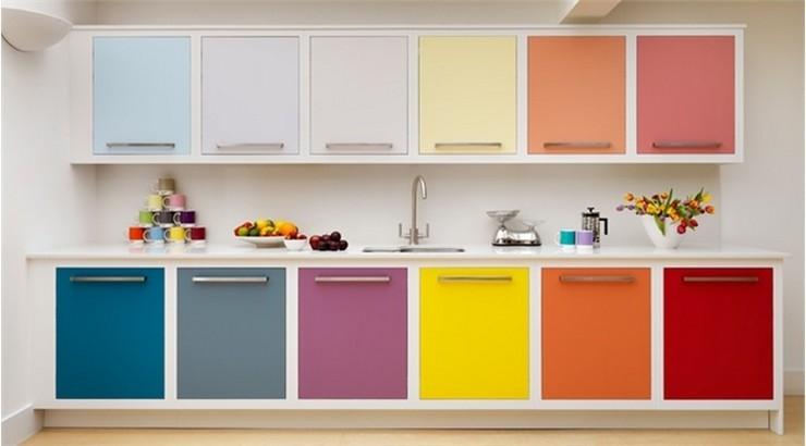 Colores vivos para tu casa