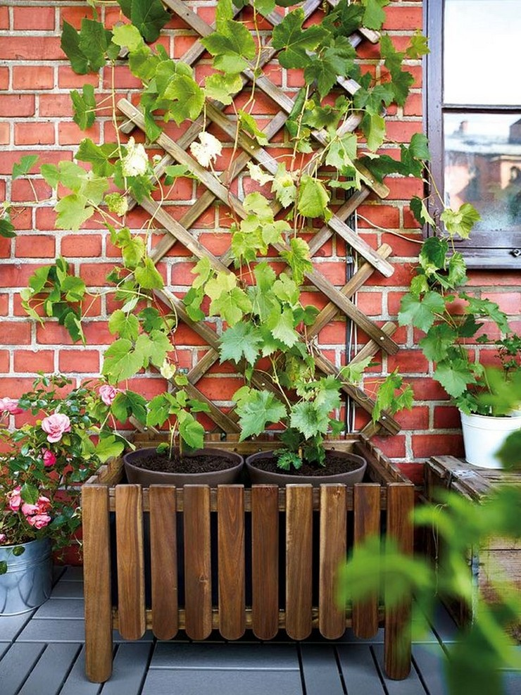 Jardines balcones y terrazas a punto para la primavera - Terrazas y balcones ...