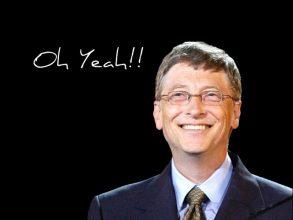 """""""Bill Gates, uno de los hombres más ricos del mundo""""  El primer empleo de los más ricos del mundo 117 293x220"""