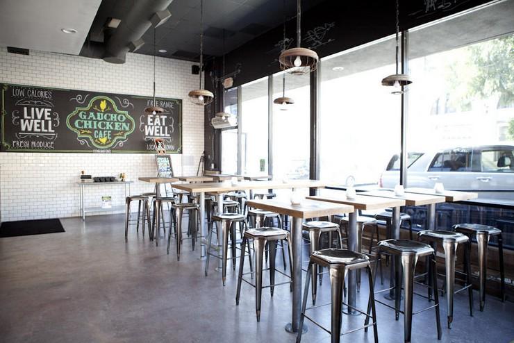 El estilo industrial se reinventa en hogares y locales for Decoracion tipo industrial