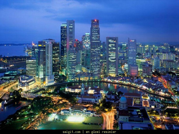 """""""Singapur es la ciudad más cara del mundo en el 2014""""  TOP 10 Ciudades Más Caras del Mundo 2014: Singapur en el Nº1 2 Singapur"""
