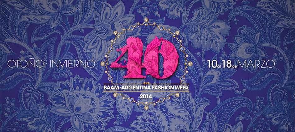 Lo más destacado de la 40º BAAM – Argentina Fashion Week 271