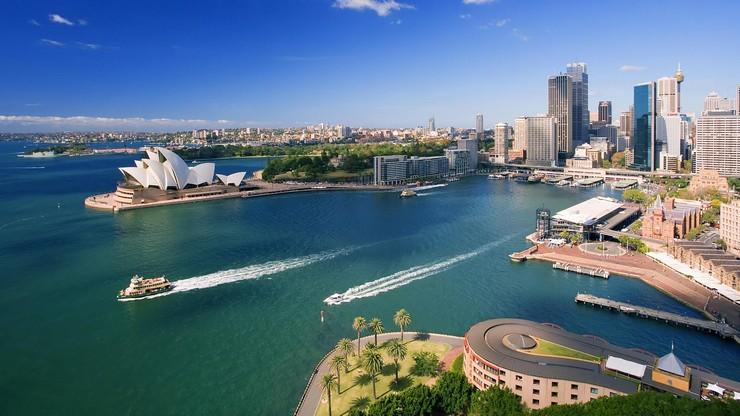 """""""Singapur es la ciudad más cara del mundo en el 2014""""  TOP 10 Ciudades Más Caras del Mundo 2014: Singapur en el Nº1 6 Sydney Australia hd wallpaper"""