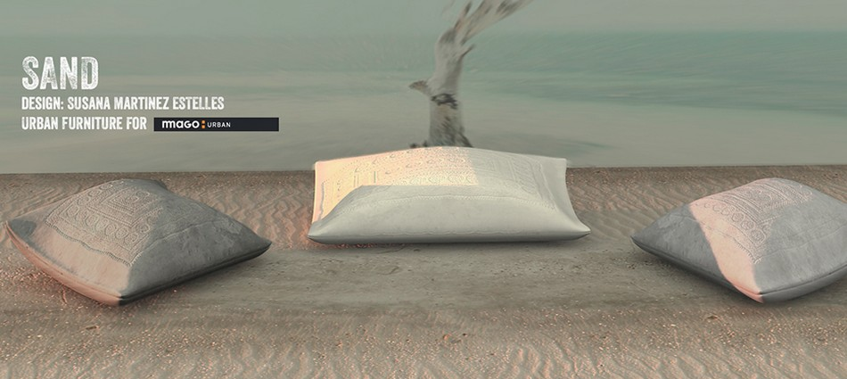 Susana Martínez Estelles, una diseñadora industrial muy versátil sand