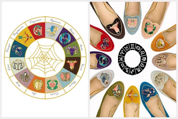 """""""La diseñadora Charlotte Olympia reconoce sentir una especial atracción por todas las cosas místicas""""  El zodiaco, inspiración para las grandes firmas 4 1"""