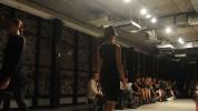 """""""La exclusiva marca de ropa femenina Akris inauguró recientemente su nueva boutique en Bal Harbour y para celebrarlo organizó un íntimo desfile de modas en la National YoungArts Foundation."""""""