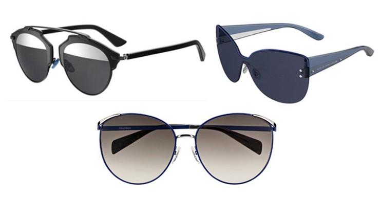 """""""Dior, Marc Jacob y Max Mara presentaron en la pasarela de Nueva York sus últimos diseños en gafas de sol """"  Marc Jacobs, Dior y Max Mara: sus nuevas gafas de sol en NY  Dior Marc Jacob Max Mara"""