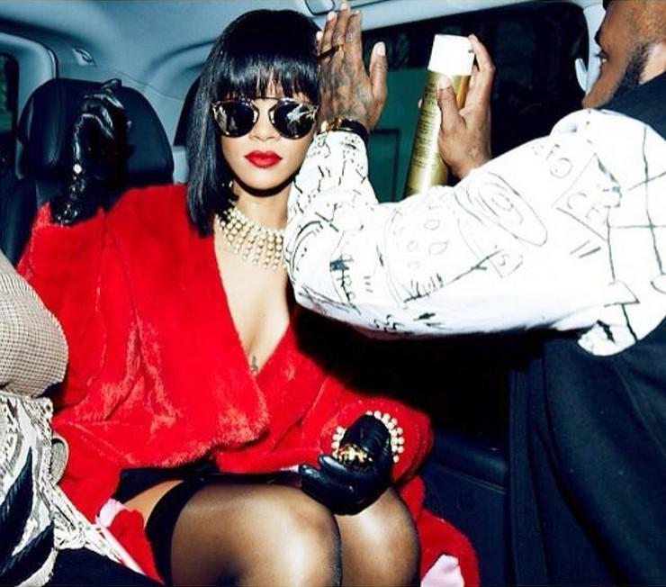"""""""Dior, Marc Jacob y Max Mara presentaron en la pasarela de Nueva York sus últimos diseños en gafas de sol""""  Marc Jacobs, Dior y Max Mara: sus nuevas gafas de sol en NY Rihanna with Dior SoReal 02"""