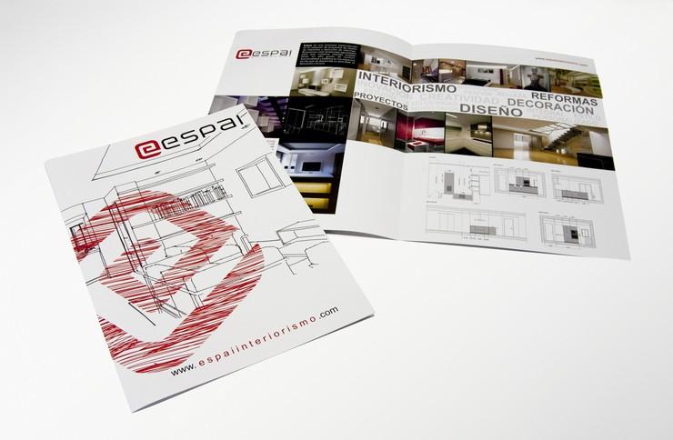 """""""Espai es un estudio de interiorismo, decoración y reformas""""  Interiorismo, diseño gráfico e ideas con Espai carpeta espai"""
