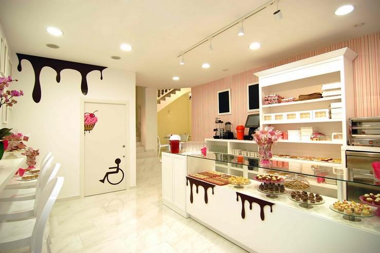 """""""proyectos Espai""""  Interiorismo, diseño gráfico e ideas con Espai delicies cupcakes"""