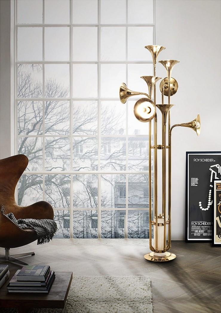 """""""Decoración exclusiva para los amantes del diseño""""  Decoración para los apasionados por el diseño delightfull botti floor black gold"""
