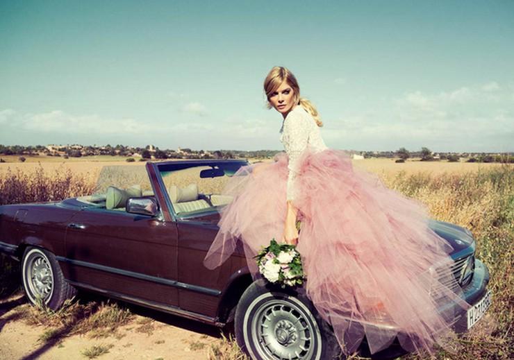 """""""El rosa es el nuevo blanco para novias""""  ¡Me caso de rosa! el rosa es el nuevo blanco para novias 8046 620x"""