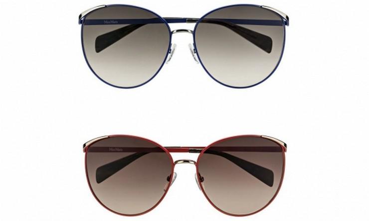 """""""Dior, Marc Jacob y Max Mara presentaron en la pasarela de Nueva York sus últimos diseños en gafas de sol""""  Marc Jacobs, Dior y Max Mara: sus nuevas gafas de sol en NY  maxmara"""
