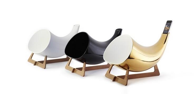 """""""Decoración exclusiva para los amantes del diseño""""  Decoración para los apasionados por el diseño megaphone tris cutout2 1 3 1"""