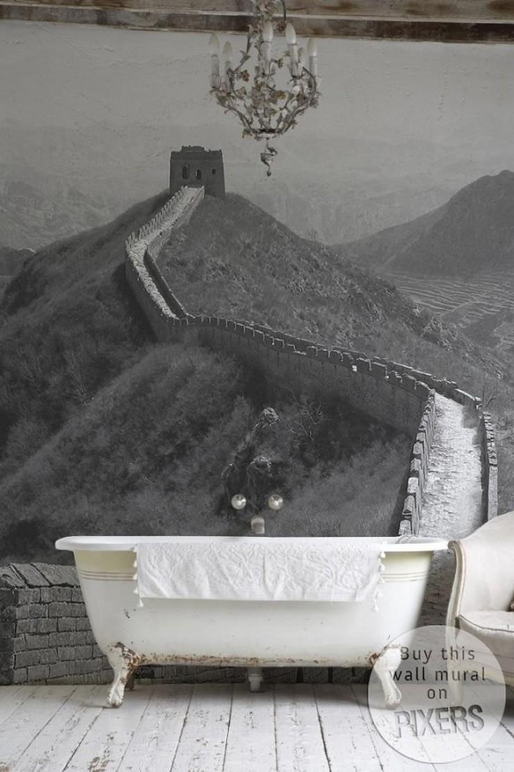 Decoración para los apasionados por el diseño  Decoración para los apasionados por el diseño mural pared diseno