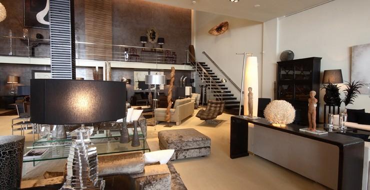 """""""Charo Hallin, reconocida casa de decoración en Marbella""""  Charo Hallin: decoración de lujo en Marbella showroom02"""