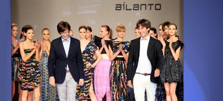 """""""Desde 2001 las colecciones de Ailanto se presentan en el marco de la Pasarela Cibeles de Madrid""""  Ailanto: La firma de moda de los gemelos Iñaki y Aitor 12"""