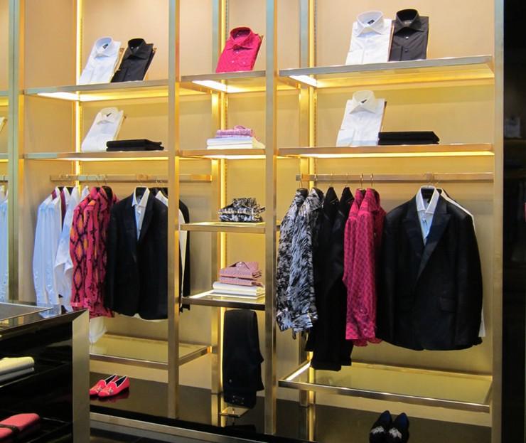 """""""Billionaire Italian Couture abre su segunda tienda en Dubai. La tienda se encuentra en el centro comercial de los Emiratos -Mall of the Emirates-""""  Billionaire Italian Couture abre su 2ª tienda en Dubai 14"""