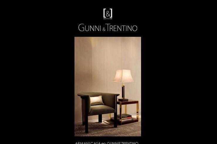 """""""Armani Casa se suma a las más de 500 marcas selectas que ya distribuye la casa española de muebles de diseño Gunni&Trentino""""  Gunni & Trentino: distribuidor exclusivo de Armani Casa 1528678 704879899544753 1887199875 n"""