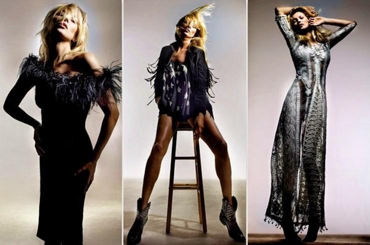 """"""" Kate Moss repite con la firma británica Topshop y diseña su segunda colección, que está disponible desde el 30 de abril 2014 en Topshop, Nordstrom y Netaporter""""  Kate Moss vuelve a diseñar para Topshop 16897367 i8wkl"""