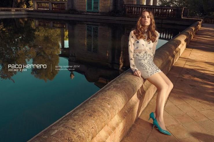 """""""Colección de calzado primavera/ verano - Spring/Summer 2014 by Paco Herrero""""  Paco Herrero prevé 200 corners en China para 2015 1891038 735768883123495 254552562 n"""