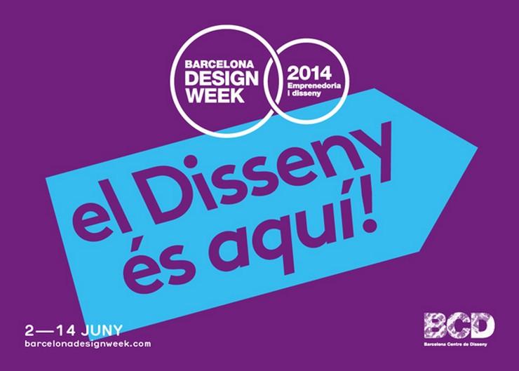 """""""Barcelona Design Week del 2 al 14 de junio de 2014"""" ¡Un mes para Barcelona Design Week 2014! 22"""