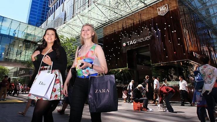 """""""Cuarta avenida comercial más cara del mundo"""""""