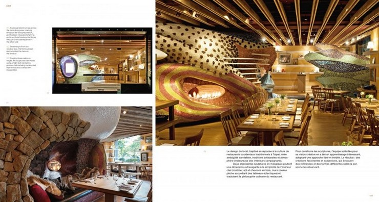 """L'Idiot Restaurant -  Restaurant & Bar Design Awards"""