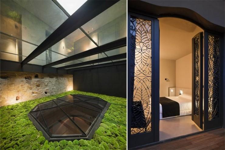 """""""Caro Hotel es un hotel-monumento de 5 estrellas ubicado en Valencia diseñado por el interiorista y diseñador industrial Francesc Rifé""""   Caro Hotel Valencia, una obra 5* de Francesc Rifé Caro Hotel Frances Rife 7"""