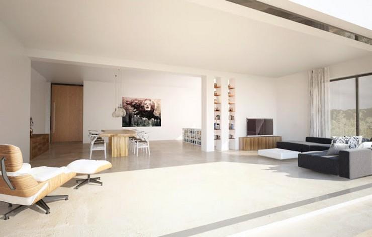 """""""Reforma de Vivienda Unifamiliar en Porroig, Ibiza - Proyecto de DUE Arquitecture & Design"""""""