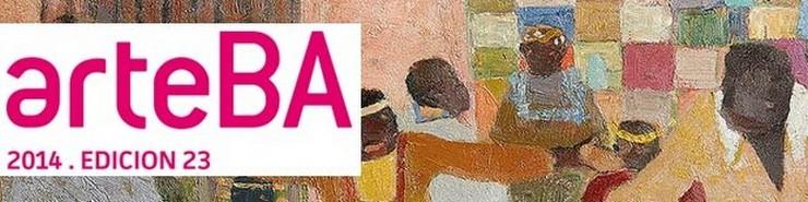 """""""La 23ra. edición de arteBA, la feria de arte contemporáneo más destacada de la región, se realizará del 23 al 26 de mayo en La Rural, con 81 galerías provenientes de dieciséis países y obras de 500 artistas. Se esperan alrededor de 100.000 visitantes""""  ArteBA 2014, feria de arte contemporáneo en Buenos Aires arteba"""