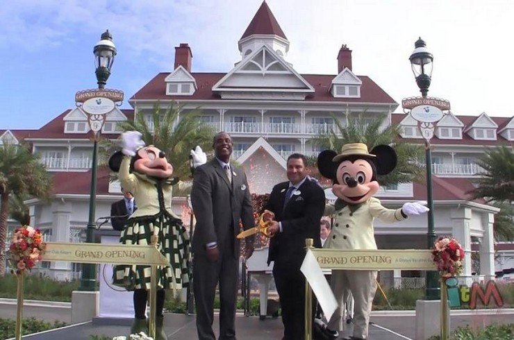 """""""Inauguración del Grand Floridian Resort & Spa, el resort número 12 de Disney Vacation Club""""  «The villas»: el nuevo resort de Disney Vacation Club blog images 1382973742 the villas disney inauguracion"""