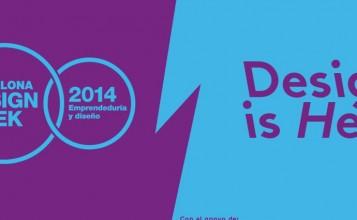 """""""Barcelona Design Week 2014 del 2 al 14 de junio"""""""