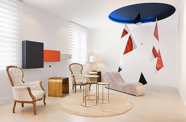 """Casa Decor Madrid 2014 - Sala de relax de Concepción Morello y Ana Verónica García""  Casa Decor Madrid 2014: Exposición de diseño interior casa decor madrid 2014 22"