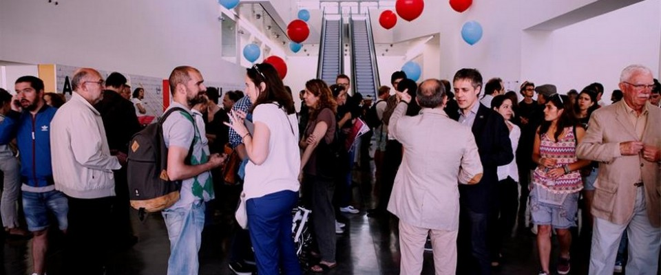 """""""El próximo lunes 2 de junio a las 19:00h Barcelona dará arranque a su semana del diseño con el acto de inauguración de la BCN Design Week 2014 y su lema 'El diseño está aquí'."""""""