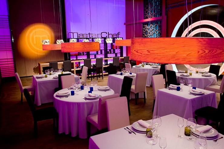 """""""Las lámparas Saturnia y Escape de la firma Lzf-Lamps, elegidas por MasterChef para decorar su restaurante en la 2ª edición del programa""""  Master Chef ha elegido a Lzf Lamps para su restaurante lzf wood lamps saturnia master chef 1"""