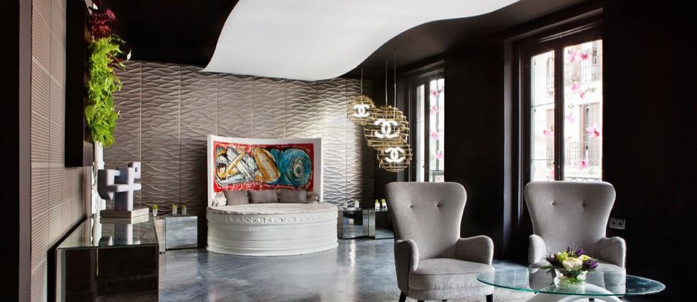 Casa Decor Madrid 2014: Exposición de diseño interior portada14