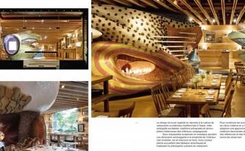 """L'Idiot Restaurant - Restaurant & Bar Design Awards ""  Los 100 restaurantes y bares mejor diseñados del mundo portada2 357x220"