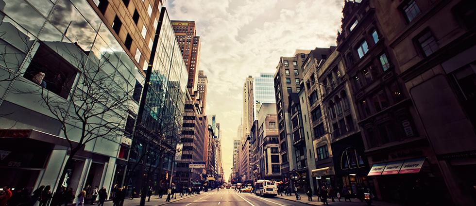 """""""La 5th Avenue o Quinta Avenida de Nueva York es la primera avenida más cara del mundo"""""""