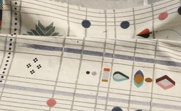 """""""Rabari: una colección de alfombras que evocan la sensualidad del bordado tradicional indio, creada por Doshi Levien para Nanimarquina""""  Rabari by Doshi Levien para Nanimarquina  portada6 357x220"""