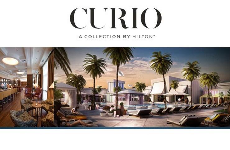 """"""" Curio Collection by Hilton - Hilton ya desveló un misterio. Su nueva marca de hoteles boutique, pensada para clientes de alto standing, se llamará Curio"""""""