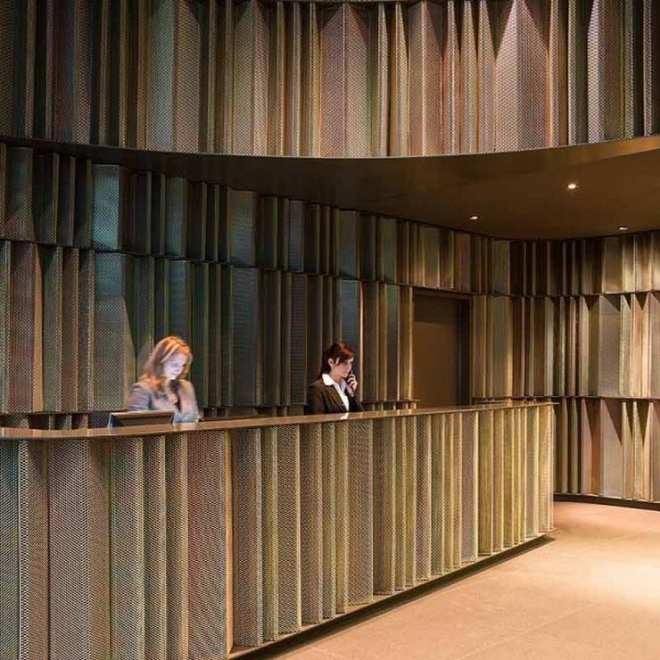 """""""Hotel Sana en Berlín: rigor y elegancia definen el proyecto de interiorismo desarrollado por Francesc Rifé""""  Hotel Sana en Berlín: rigor y elegancia de la mano de Rifé 6 Francesc Rife Hotel Sana"""