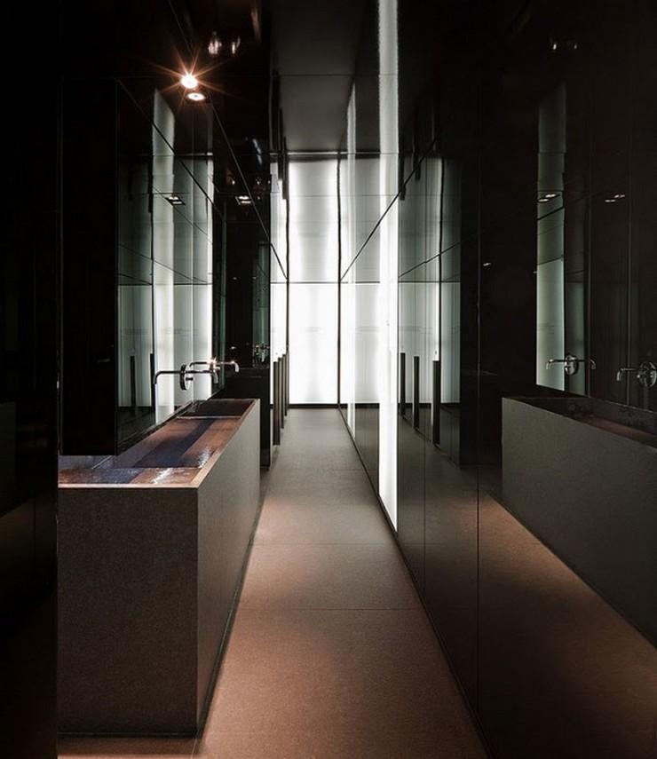 """""""Hotel Sana en Berlín: rigor y elegancia definen el proyecto de interiorismo desarrollado por Francesc Rifé. En los pasillos, de concepción simple, se ha evitado una luz estridente""""  Hotel Sana en Berlín: rigor y elegancia de la mano de Rifé 7 Francesc Rife Hotel Sana 600x6931"""