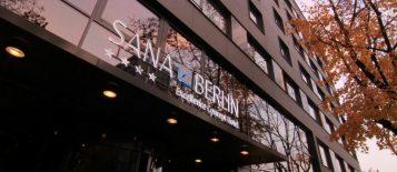 """""""El proyecto de interiorismo desarrollado por Francesc Rifé en el Hotel Sana de Berlín no podría describirse si no de riguroso y equilibrado"""""""