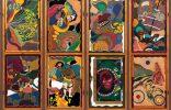 """""""Obras del artista estadounidense Jonathan Hammer""""  Galería Fúcares se complace en presentar… portada1 156x100"""